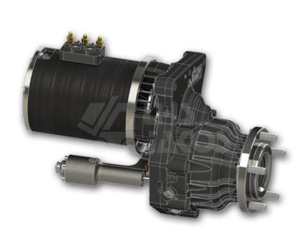 PMS601 duální trakční pohon