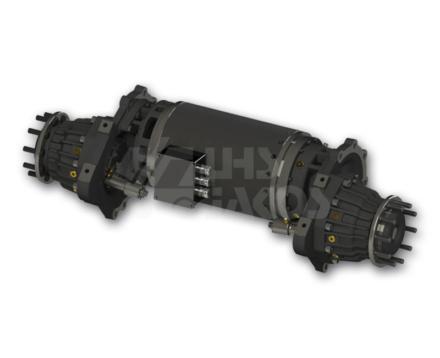PMS855 diferenciální trakční jednotka