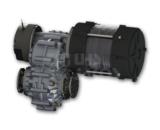TX2 diferenciální převodovka